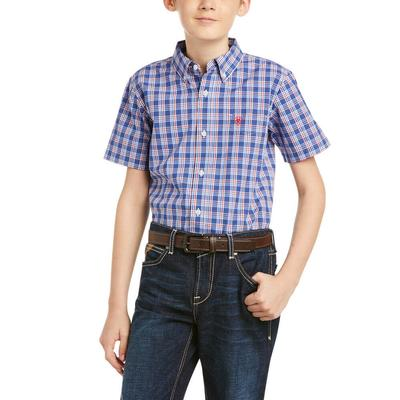 Ariat Boy's Bodie Classic Fit Shirt