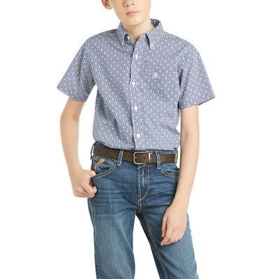 Ariat Boy's Birkin Classic Fit Shirt