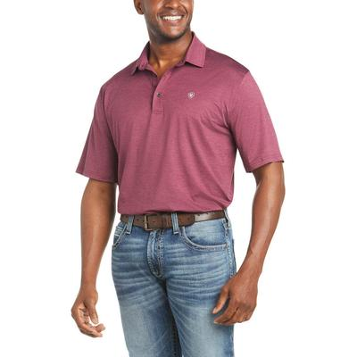Ariat Men's Malbec Charger 2.0 Polo