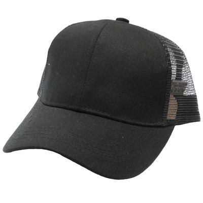 Women's Plain Ponytail Cap