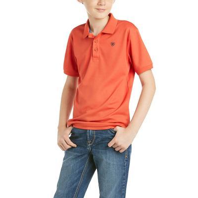 Ariat Boy's Spice Isle TEK Polo