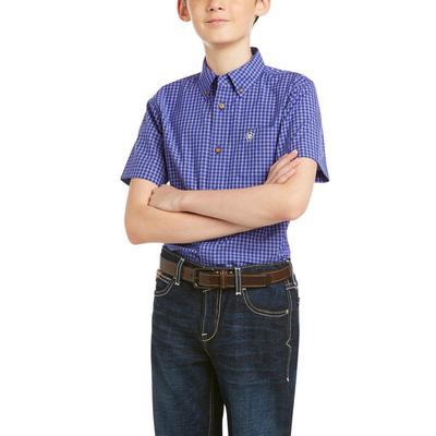 Ariat Boy's Pro Series Classic Fit Shirt