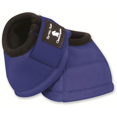 Classic Equine Dyno No-Turn Bell Boots NAVY
