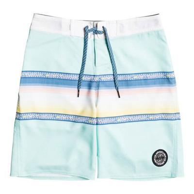 Quiksilver Boy's Surfsilk Sun Faded Swim Shorts