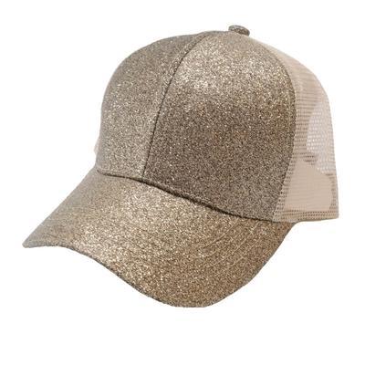 Women's Smoky Topaz Ponytail Cap