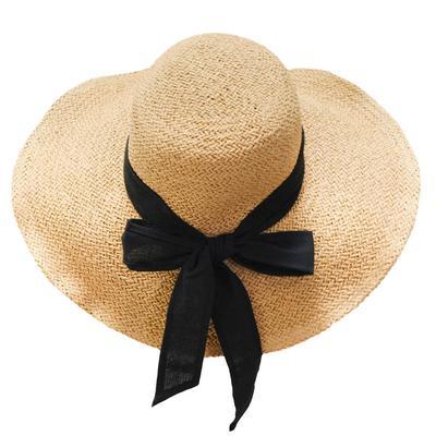Women's Straw Beach Hat