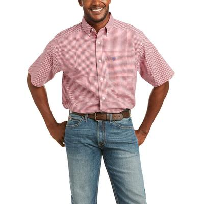 Ariat Men's Pro Series Bruno Stretch Classic Fit Shirt