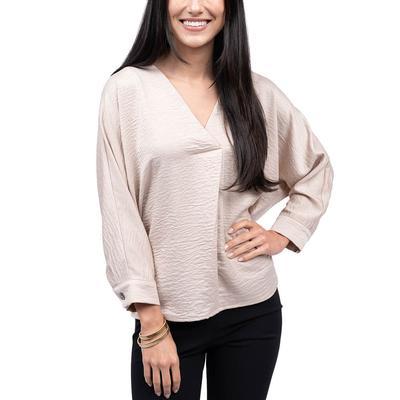Ivy Jane Women's V-Neck Dolman Sleeve Top