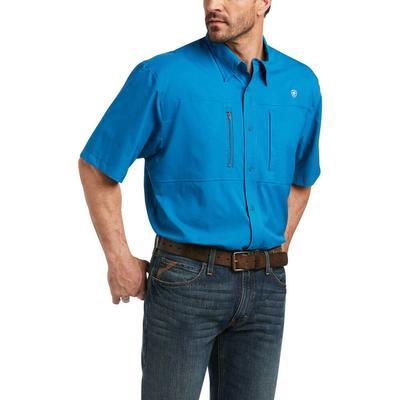 Ariat Men's Venttek Thermapool Classic Fit Shirt