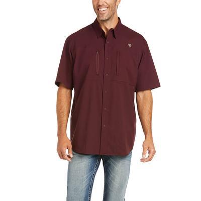 Ariat Men's Malbec Venttek Classic Fit Shirt