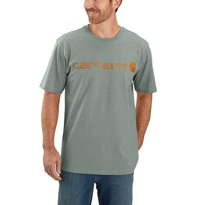 Carhartt Men's Short Sleeve Classic Graphic T-Shirt LGRN