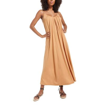 Z Supply Women's Lala Organic Maxi Dress