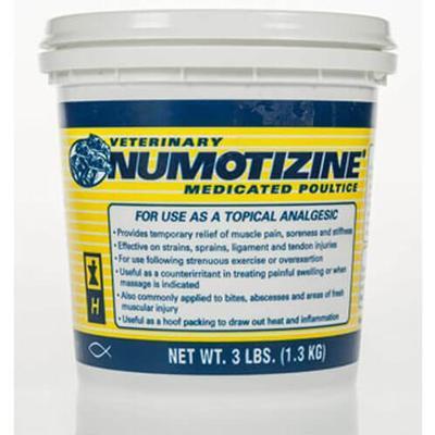Numotizine Poultice 3 lbs