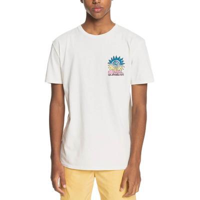 Quiksilver Men's Island Pulse Organic T-Shirt