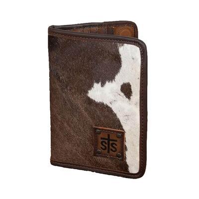 STS Ranchwear Magnetic Cowhide Wallet