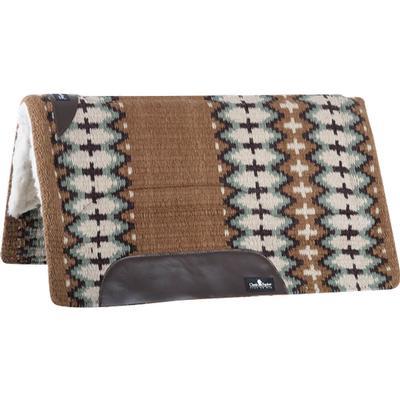 Sensorflex Wool Straight Top Saddle Pad