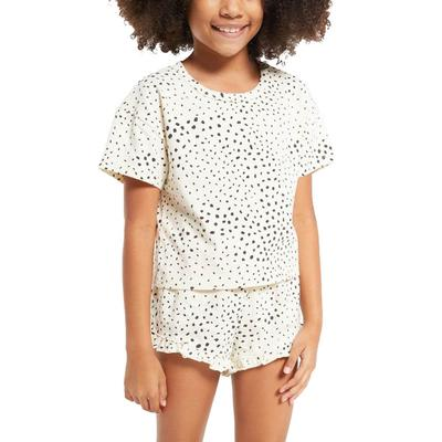 Z Supply Girl's Nattie Dot T-Shirt