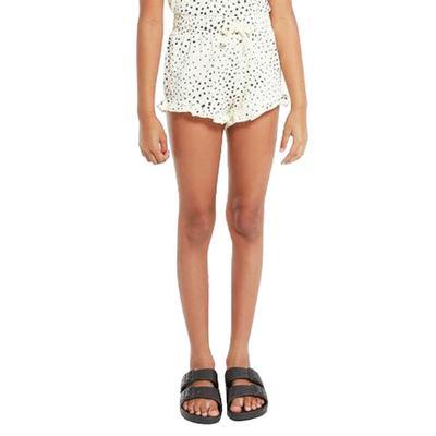 Z Supply Girl's Emma Dot Shorts