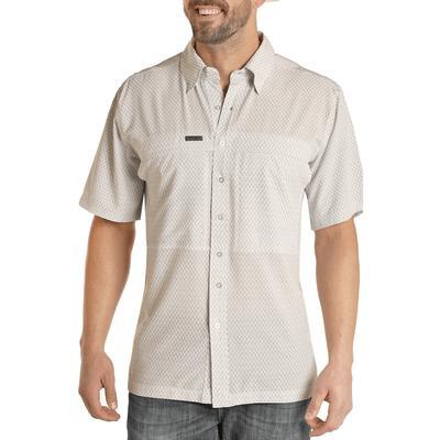 Panhandle Men's Neutral Performance Fishing Shirt