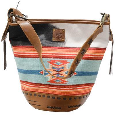 STS Ranchwear Serape Phoenix Bucket Bag