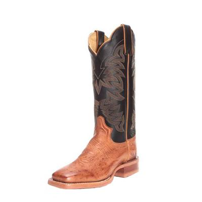 Justin Women's Smooth Ostrich Western Boots