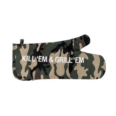 Kill 'Em and Grill 'Em Mitt