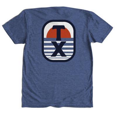 Tumbleweed Texstyles Men's TX Lake Logo T-Shirt