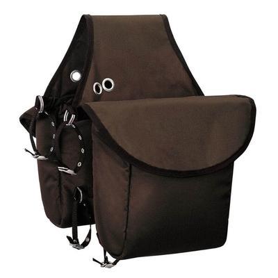 Insulated Nylon Saddle Bag
