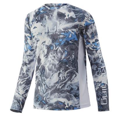 Huk Youth Mossy Oak Pursuit Shirt