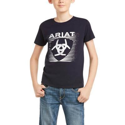Ariat Boy's Navy Shade T-Shirt