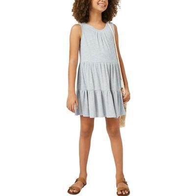 Hayden Girl's Marled Knit Tunic Dress