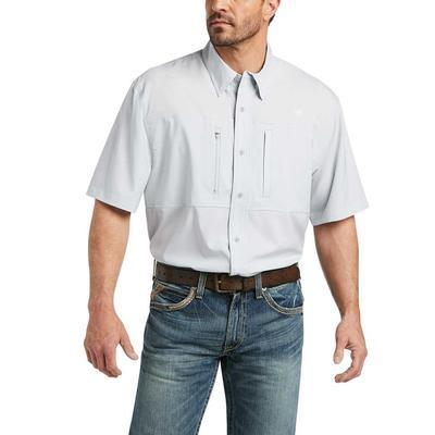 Ariat Men's Pearl VentTEK Classic Fit Short Sleeve