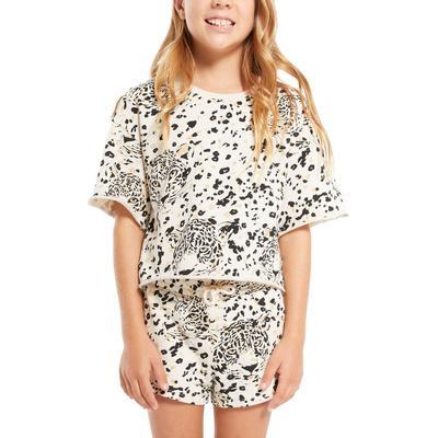 Z Supply Girl's Isla Wild Sun T-Shirt