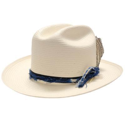 Stetson Wilding Straw Hat