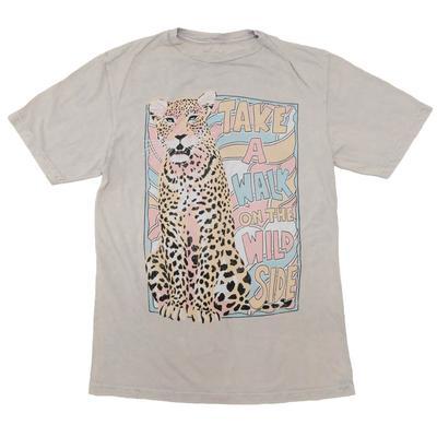 Women's Walk on the Wild Side Graphic T-Shirt
