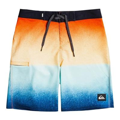 Quicksilver Boy's Surfsilk Sunset Swim Shorts