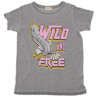 Women's Wild and Free Graphic T-Shirt