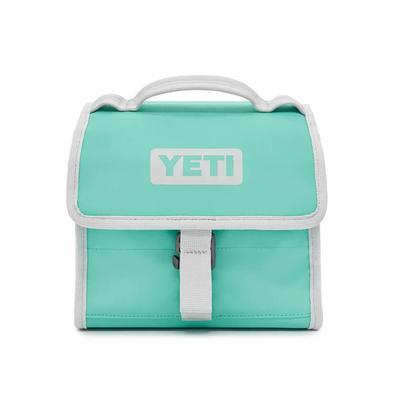 Yeti Day Trip Lunch Bag AQUIFERBLUE