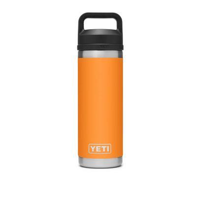 Yeti Rambler 18 OZ Bottle With Chug Cap CRABORG