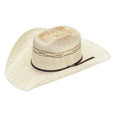 Ariat Men's 4 1/4 Straw Hat