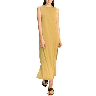 Hyfve Women's Sleeveless Basic Midi Dress