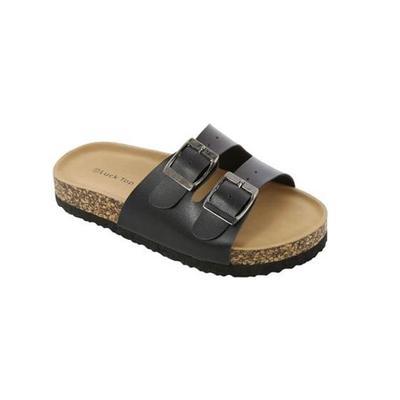 Girl's Slip On Slide Sandals