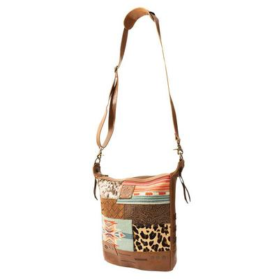 STS Ranchwear Remnants Leather Patch Crossbody