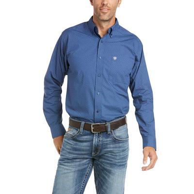 Ariat Men's Danny Classic Fit Shirt