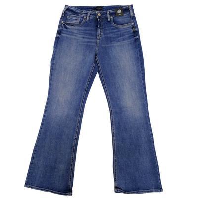 Silver Jeans Women's Suki Bootcut Jeans