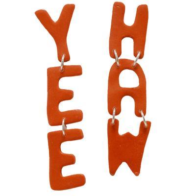 Women's YeeHaw Earrings