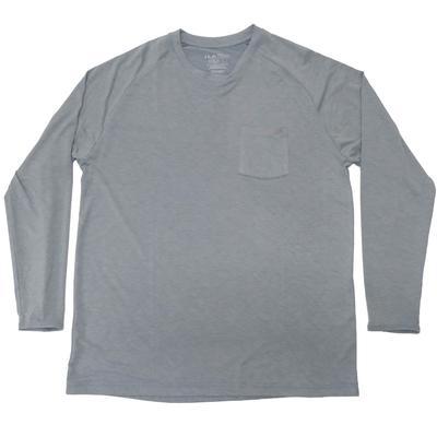 Huk Men's Long Sleeve Waypoint Shirt
