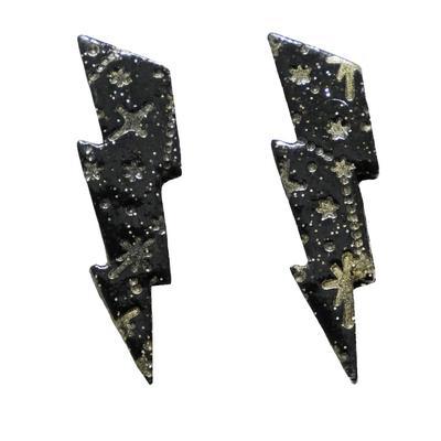 Women's Spacebolt Earrings