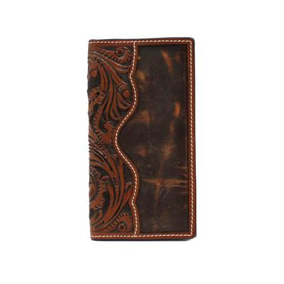 M&F Western Leather Rodeo Wallet