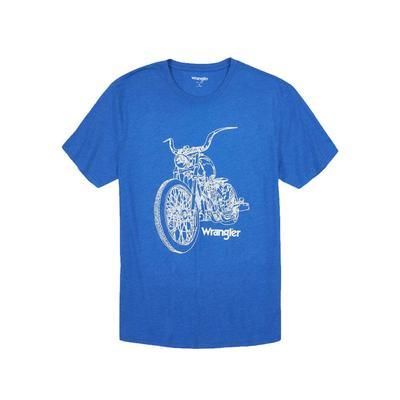 Wrangler Boy's Motorcycle Graphic T-Shirt